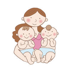 赤ちゃん イラスト