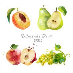 pear,apple,grape,apeach