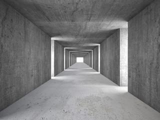 Fototapeta abstract tunnel obraz