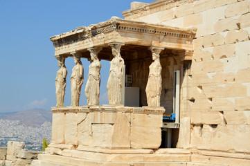 Cariatides Acropole
