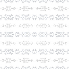 Simple vector seamless pattern