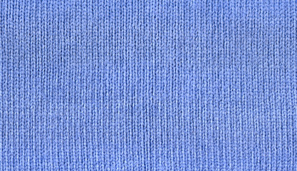 knitted background with stockinette stitch
