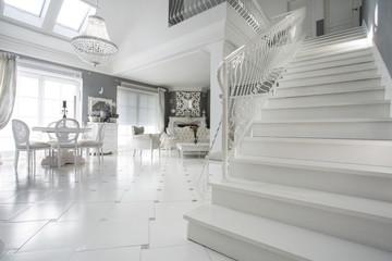 Sophisiticated interior