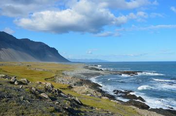 Исландские фьорды