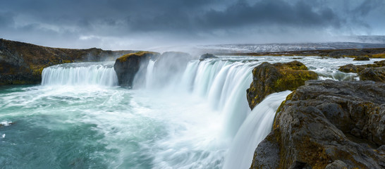 Godafoss, Northern Iceland