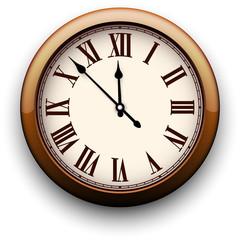 Vintage clock.