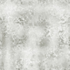 Snowy seamless background. Holiday.