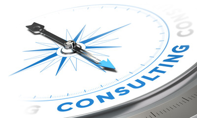 Wall Mural - Consulting