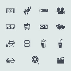Set of icons