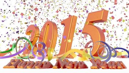 2015 nouvel an