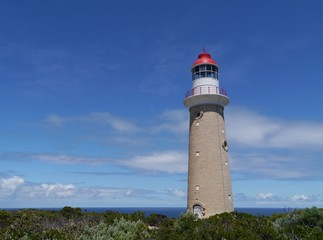 Cape du Couedic with the lighthouse on Kangaroo island
