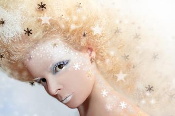Снежная фея.