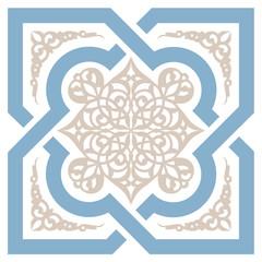 pattern in islamic style