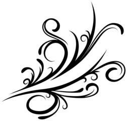 Floral element 8