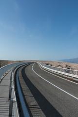 Paski bridge (Pag bridge)