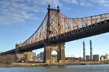 Roosevelt Island Bridge, New York