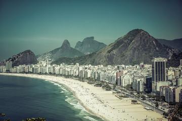 Rio de Janeiro, Brazil - Copacabana Beach