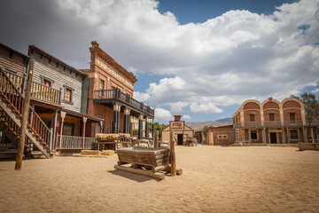 Fotomurales - Far West