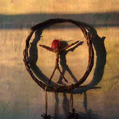 Doll in the Circle Amulet