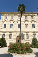 Osimo (Italy): palace