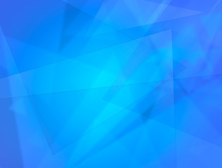 Abstract background with blue triangle . 4k resolution.
