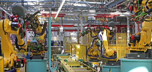 car assembly plant