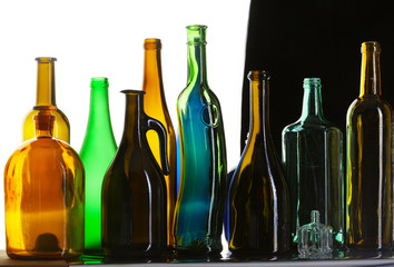 collection bottles