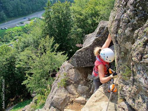 Klettersteigset Xxl : Test lacd via ferrata comfort klettersteigset