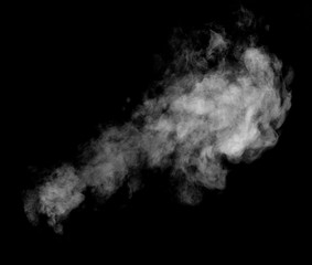 Garden Poster Smoke smoke steam fog air background shape black