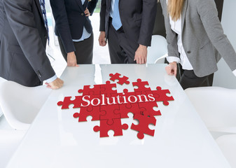 Solutions meeting