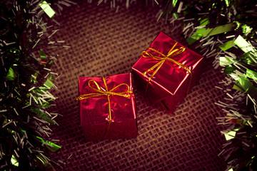 Christmas and holidays background