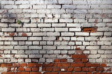 texture of white brick