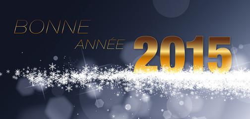 Bonne année 2015 gris_Carte de vœux kazy