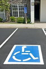 Handicapped Parking Place