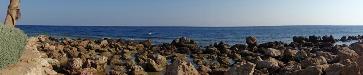 panorama photo coast