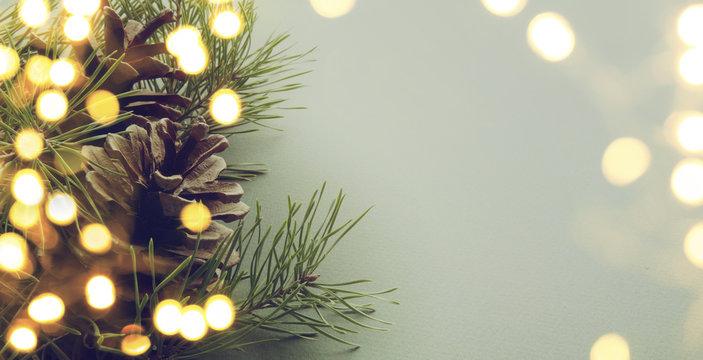 christmas tree light