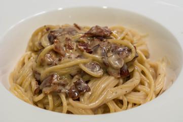 Home Cooking Spaghetti