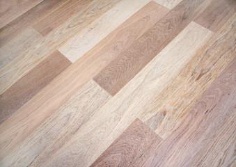 Obraz New oak parquet - fototapety do salonu