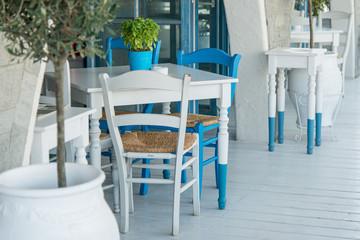 Greek Restaurant - exterior