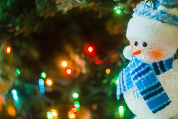 Little Christmas snowman