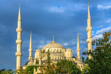 Sultanahmet Mosque (Blue mosque), Turkey