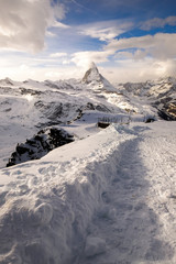 Amazing Matterhorn mountain, Zermatt, Switzerland