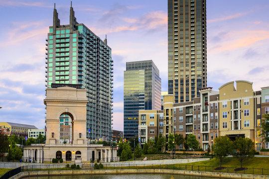 Atlanta, Georgia at Atlantic Station