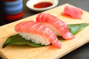 鮪 寿司 日本酒