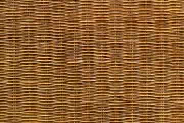 Obraz wicker texture - fototapety do salonu