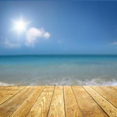 Fototapete - Strand / Urlaub / Meer