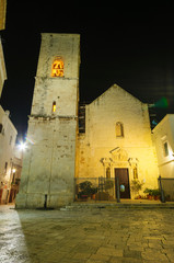 Polignano Chiesa Santa Maria Assunta