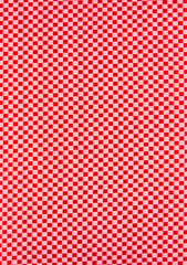 red plaid fabric texture