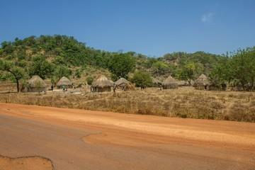 Peulh Dorf