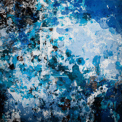 Wall Mural - abstract paint background